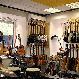 Музыкальные магазины Кондрово