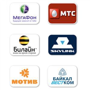 Операторы сотовой связи Кондрово